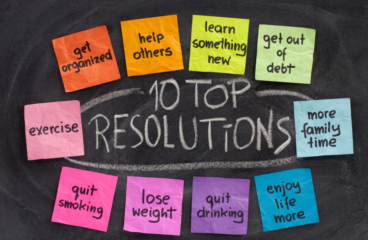 New Year's Resolutions Gift Guide 2019